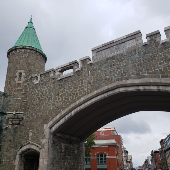 Old City fortifications