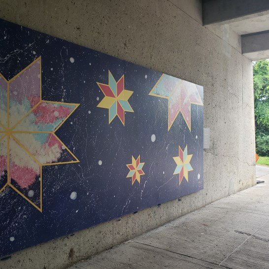Art in the Tunnels