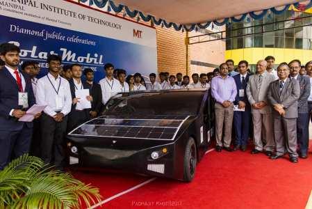 SolarMobil's SM-S1