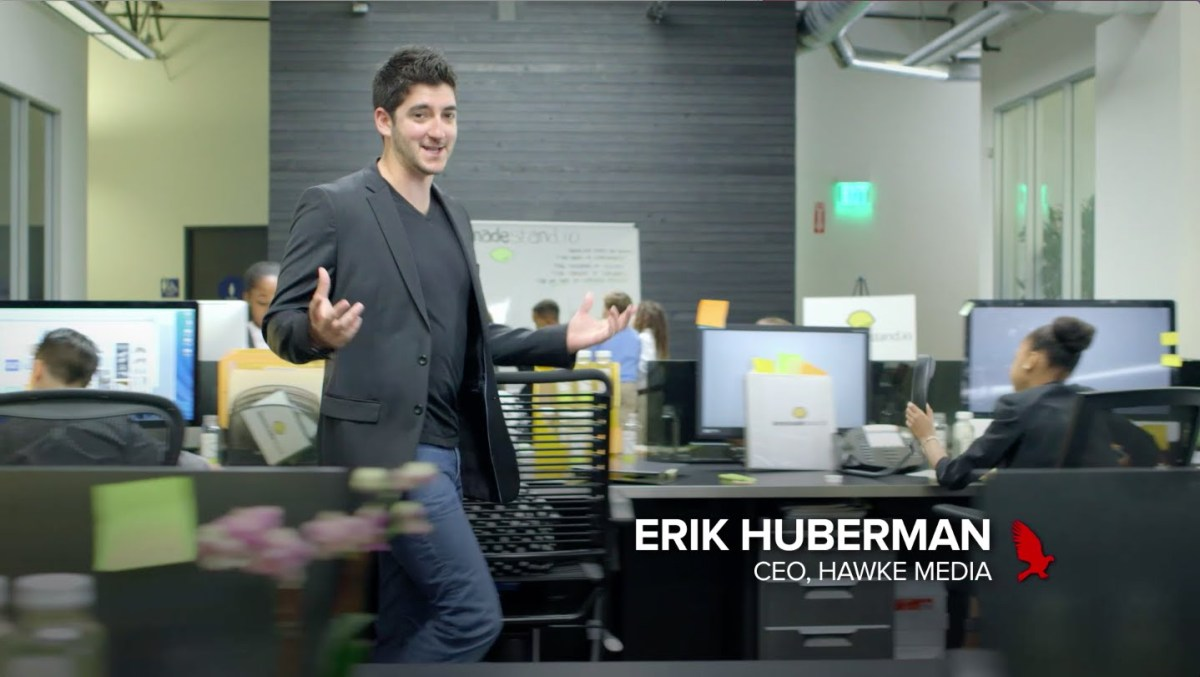 Out and Beyond the Box: Sitting Down With Erik Huberman