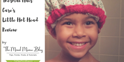 Thermal Hair Care's Little Hot Head Review Blog Cover