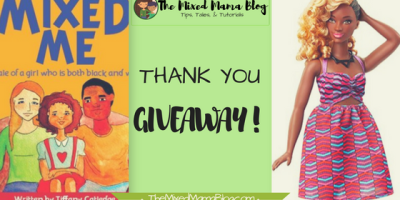 Thank You Giveaway for TheMixedMamaBlog July Viewers Goal Reach
