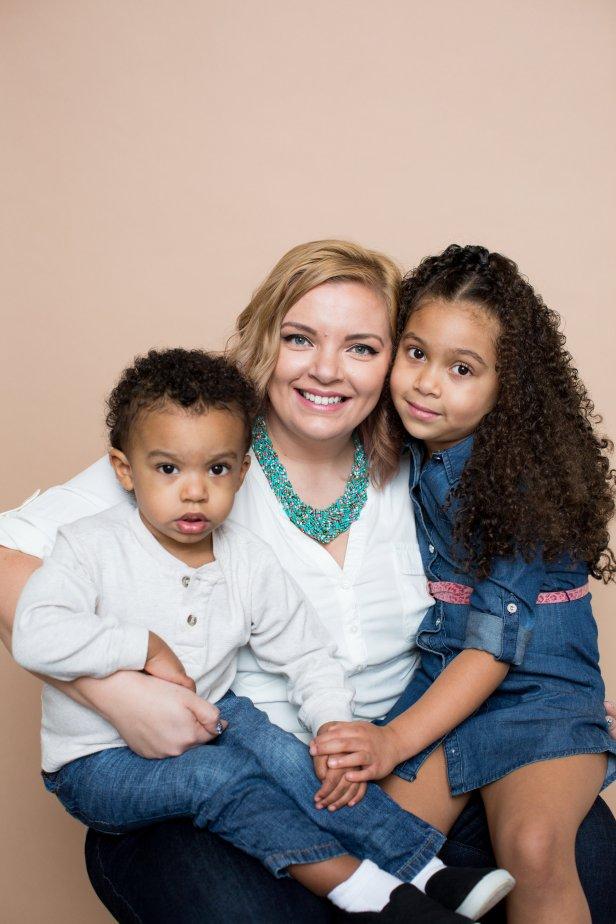 The Mixed Mama Family