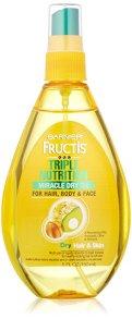 Garnier Fructis Triple Nutrition Miracle Dry Oil