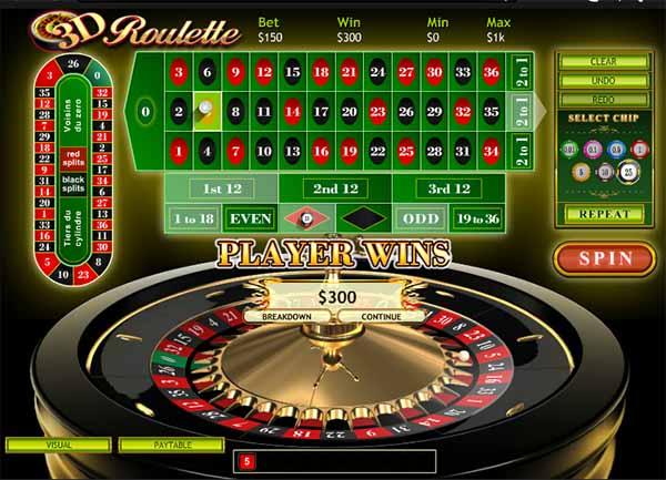 Casino-com roulette