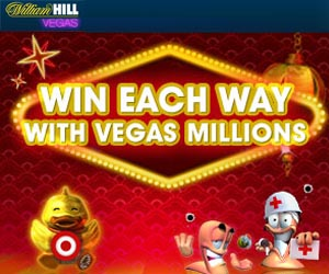 William Hill vegas Mobile casino vegas million
