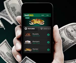Bet365 mobile casino rebate
