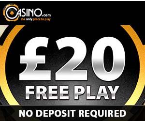 Casino com 20 free