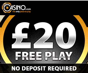 free play no deposit casino