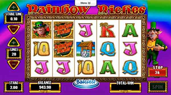 free slots rainbow riches no deposit