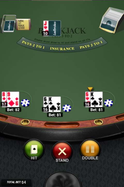 ladbrokes mobile casino online casino blackjack