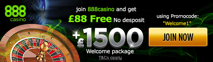 888 no deposit casino