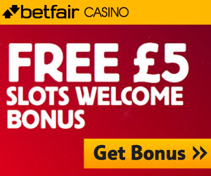 Betfair Mobile casino
