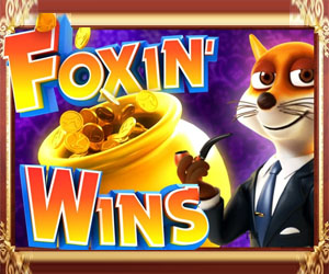 foxin wins mobile slots