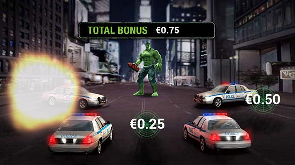 hulk slot bonus