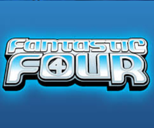 Mobile Slot - Fantastic Four