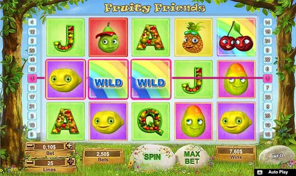 Prime slots game