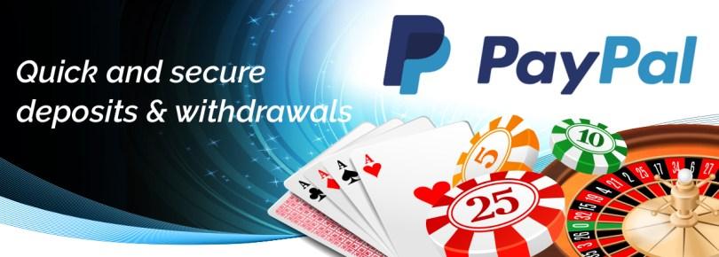 Paypal Casino Uk