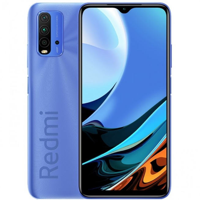 Redmi 9 Power - Blazing Blue