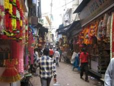 Sari bazaar, Old Delhi