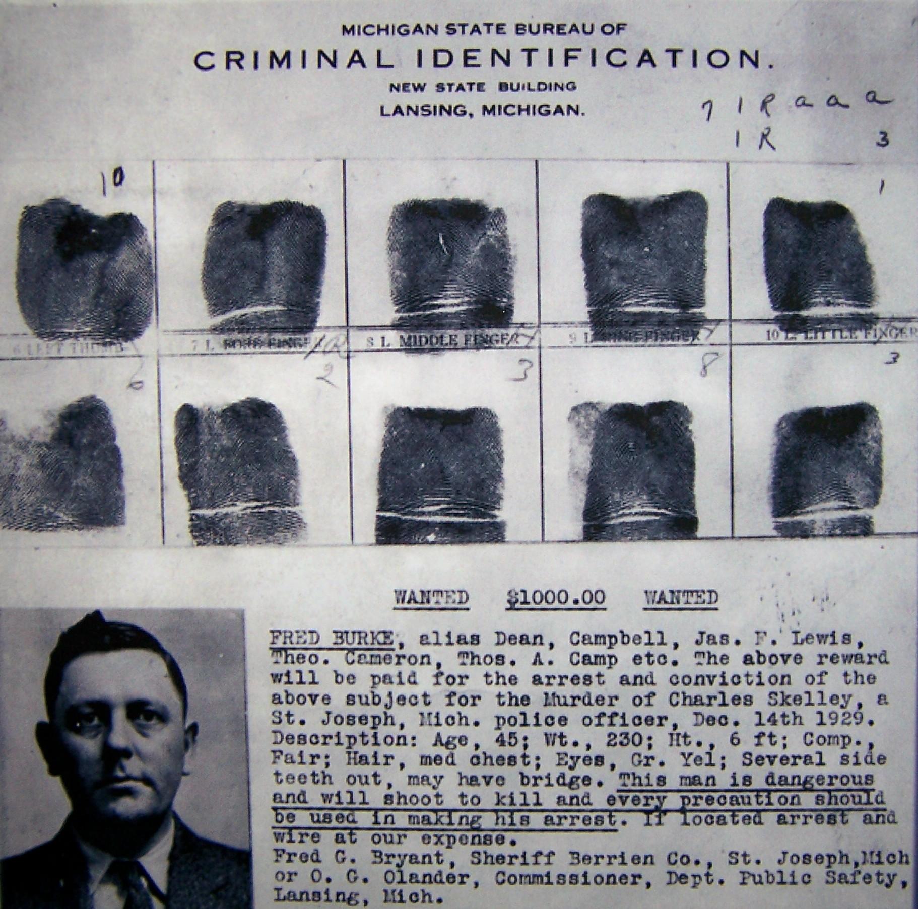The Saint Valentines Day Massacre Triggermen As Claimed