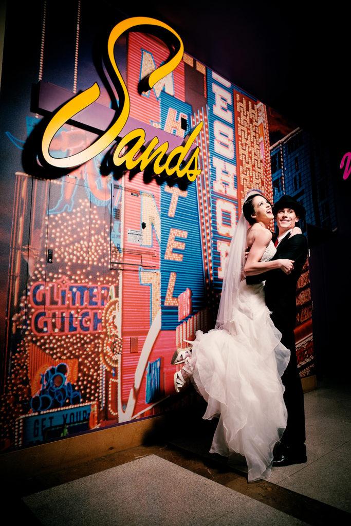 Vegas Destination Wedding Packages