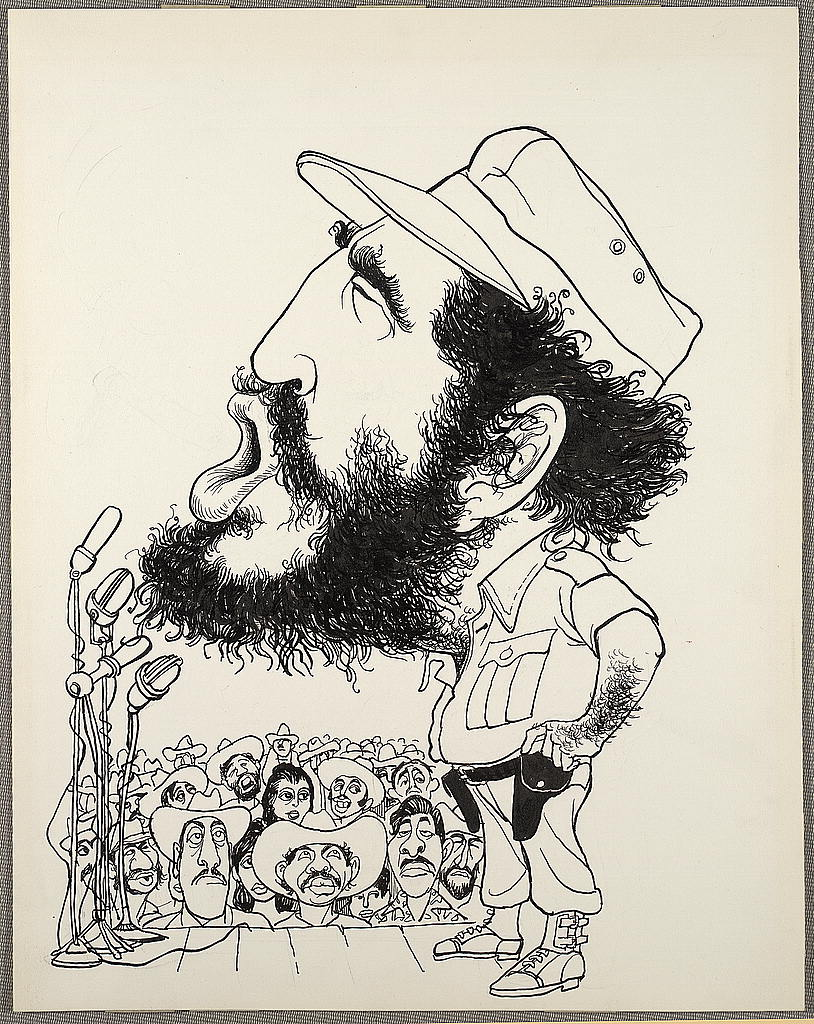 Fidel Castro Derailed Mobs Plans In Cuba The Mob Museum