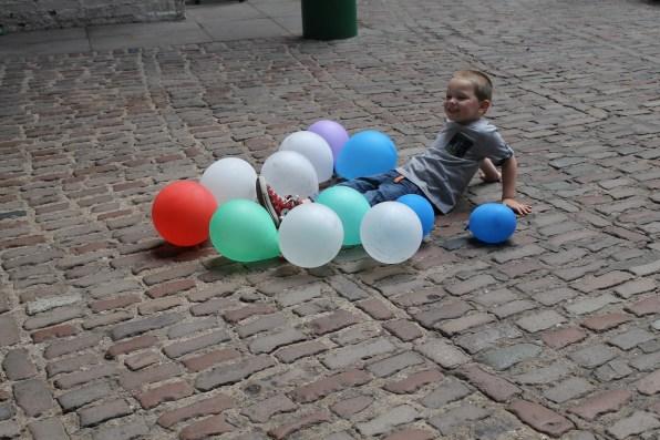Balloon fun!