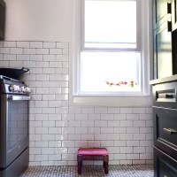 KITCHEN RENO BEFORE + AFTER: The Blame for the Blog's Hiatus