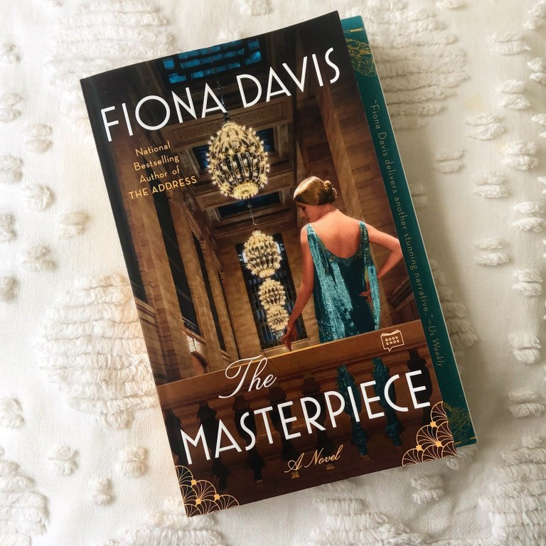Fiona Davis' The Masterpiece