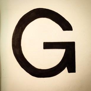 Day 7 - Helvetica, uppercase