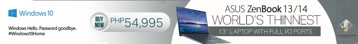 ASUS ZenBook 13 Banner AD
