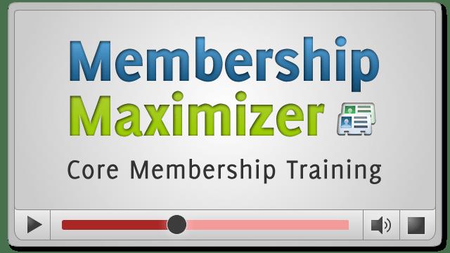 Membership Maximizer Core Training