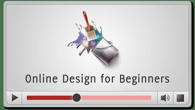 Online Design for Beginners