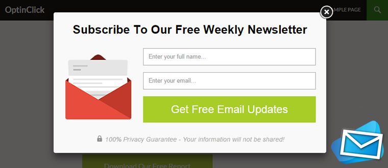 Grow Your Email Marketing List With Two-Step Optin Forms