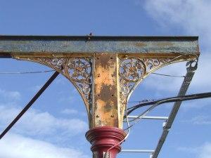 Cast iron rust