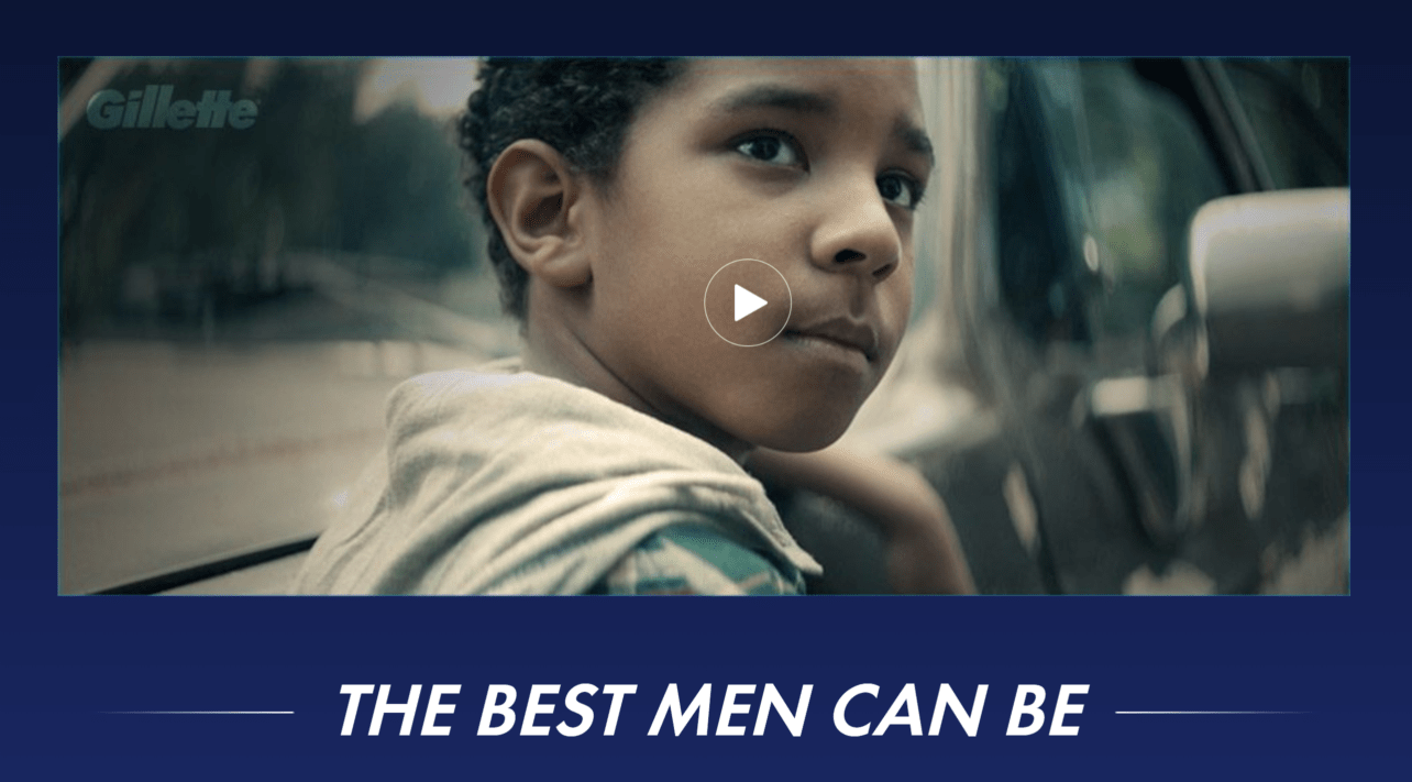 "Gillette's ""The Best Men Can Be"" Strikes a Nerve"