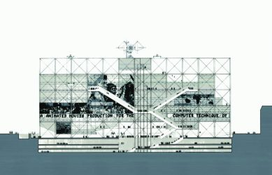 Seven beautiful architectural drawings from Drawing Architecture