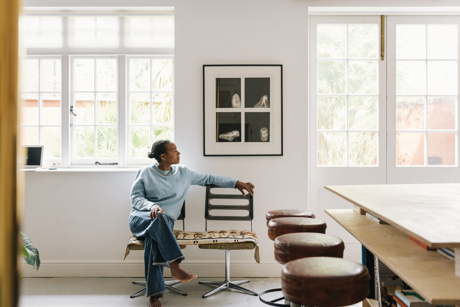 My Home 24 My Modern House: Hairstylist Cyndia Harvey On The Psychology Of Home