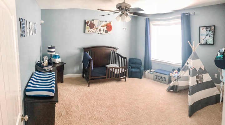 Toddler Bedroom Tour