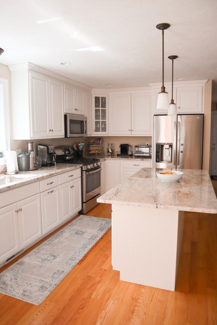 New Kitchen Runner & Decor Accents