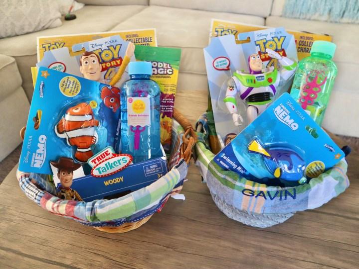 Toddler & Preschool Easter Basket Ideas