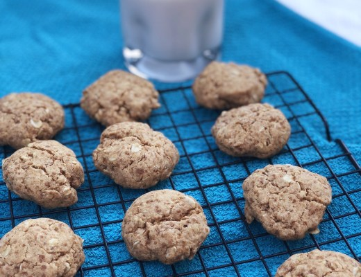 Healthy chai cookies... vegan and gluten free