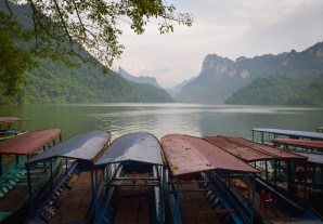 An image from Vietnam. The Modern Magellan is located in Bellingham, Washington.