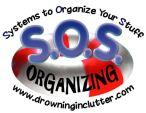 SOS Organizing Logo