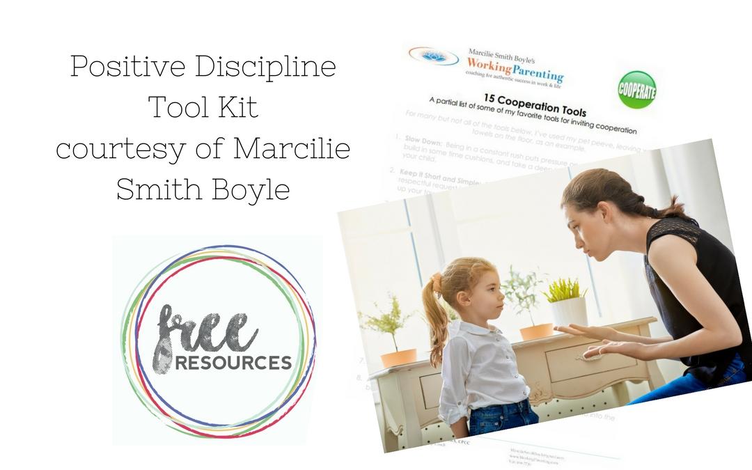 Positive Discipline Tool Kit