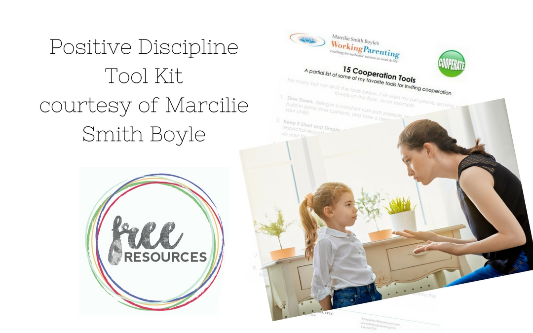 Positive Discipline Tool Kit
