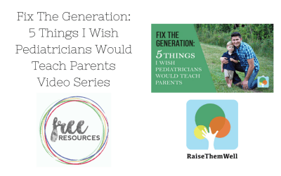 Fix the Generation Video Series