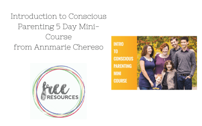Introduction to Conscious Parenting Mini-Course