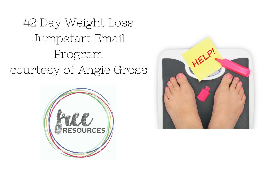 42 Day Weight Loss Jumpstart